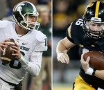Connor Cook, C.J. Beathard