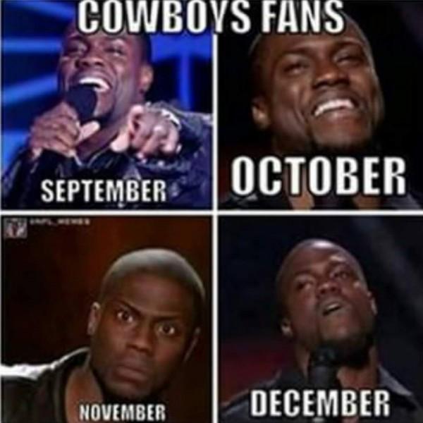 Cowboys months