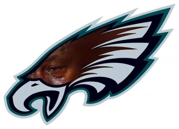 Crying Eagles logo