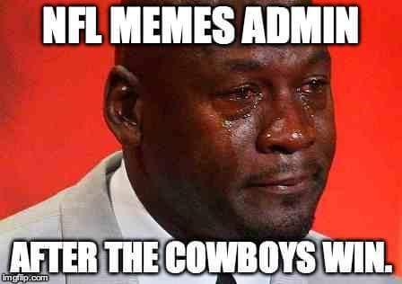 Crying Memes Admin