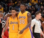 D'Angelo Russell, Julius Randle