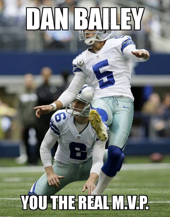 Dani Bailey the Real MVP