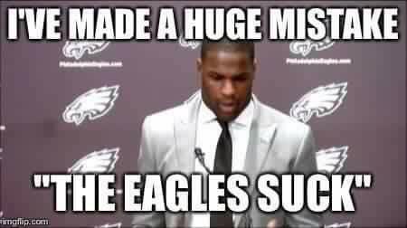 Eagles Suck