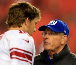 Eli Manning, Tom Coughlin