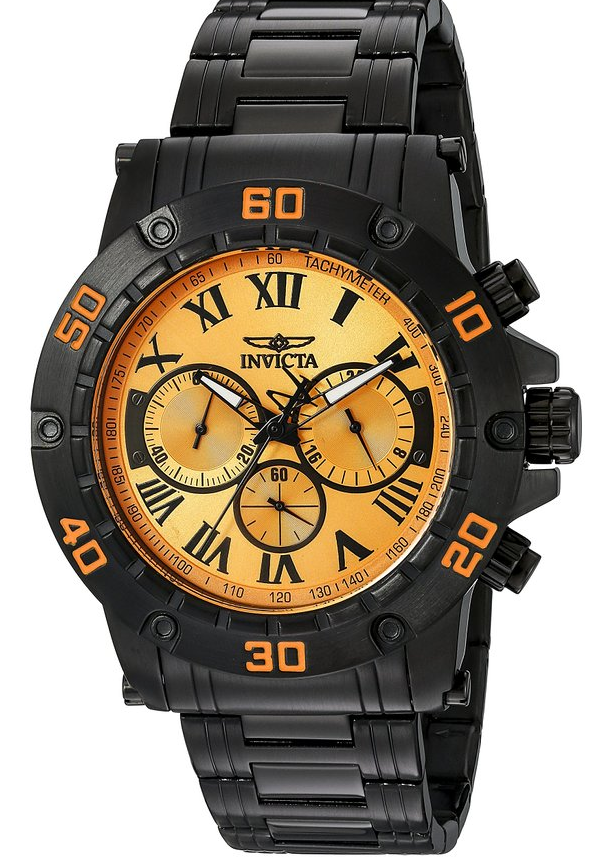 Invicta Men's Specialty Collection Black Watch