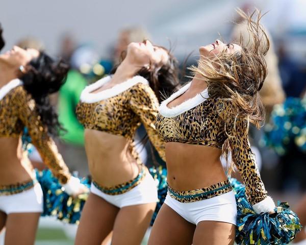 Jacksonville Cheerleaders