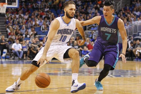 Jeremy Lin Defending