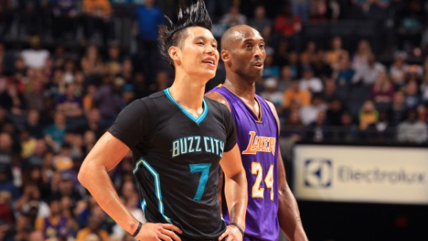 premium selection b1110 cd787 Jeremy Lin Quiet, Kemba Walker Sizzles, Charlotte Hornets ...