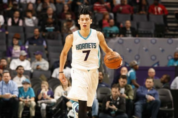 quality design dce38 57e6a Charlotte Hornets & Jeremy Lin Look Great From Start to Finish