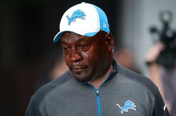 Jim Caldwell sad Jordan