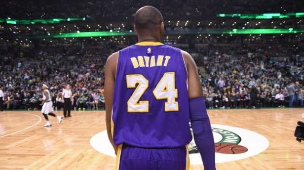 Kobe Bryant Boston