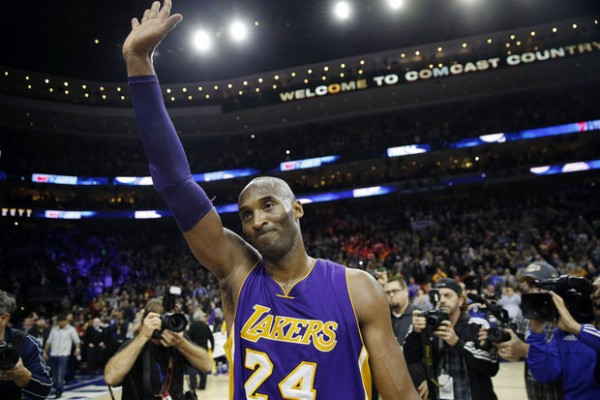 Kobe Bryant, Lakers Sixers