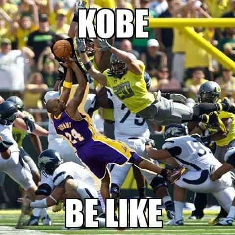 Kobe be Like