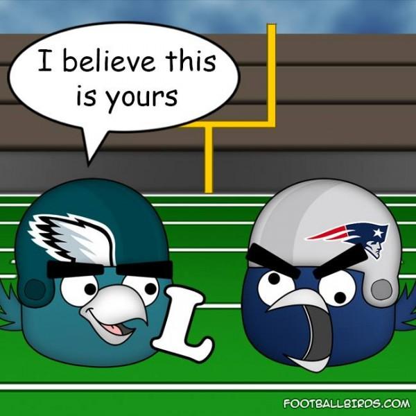 L for Patriots