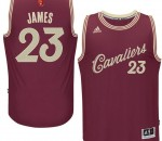 LeBron James Cleveland Cavaliers Christmas Jersey