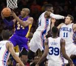 Los Angeles Lakers, Philadelphia 76ers