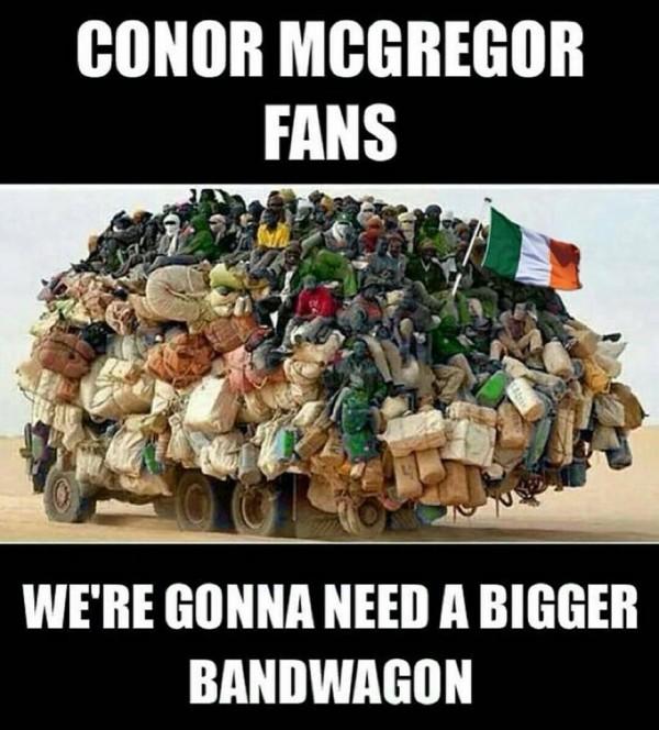 McGregor Bandwagon