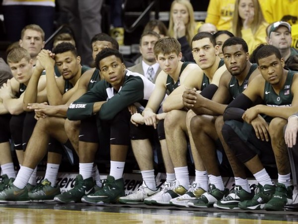 Michigan State lose