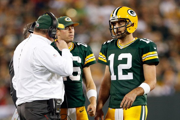 Mike McCarthy, Aaron Rodgers