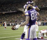 Mike Wallace, Kyle Rudolph