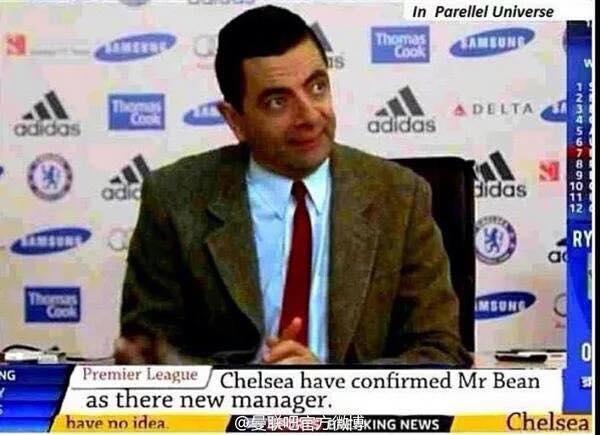 Mr Bean Chelsea