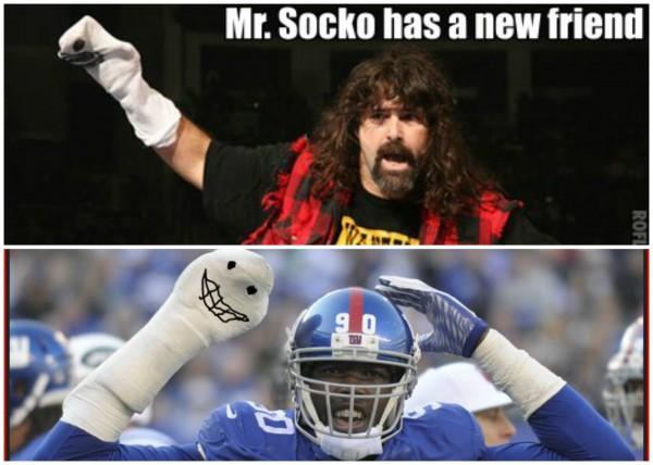 Mr Socko