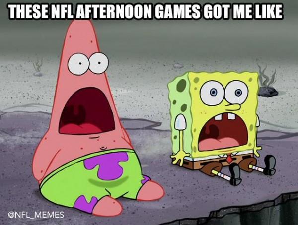 NFL Upsets