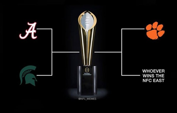 New College Football Playoff