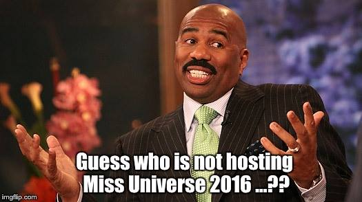 Not hosting in 2016