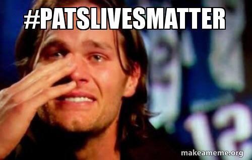 Pats live matter
