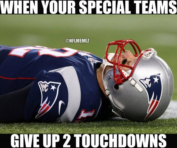 Pats special teams meme