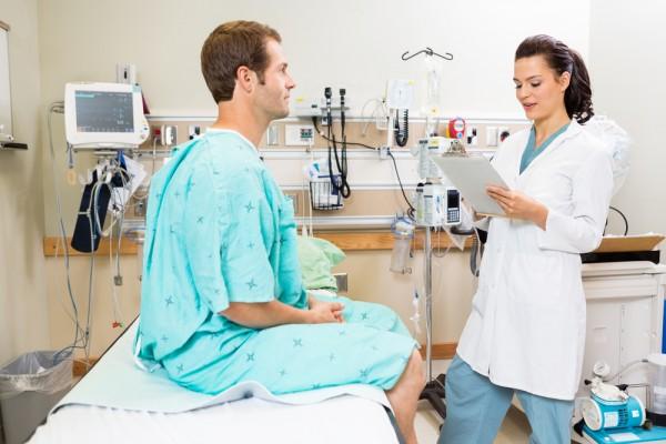 Prostate Cancer check