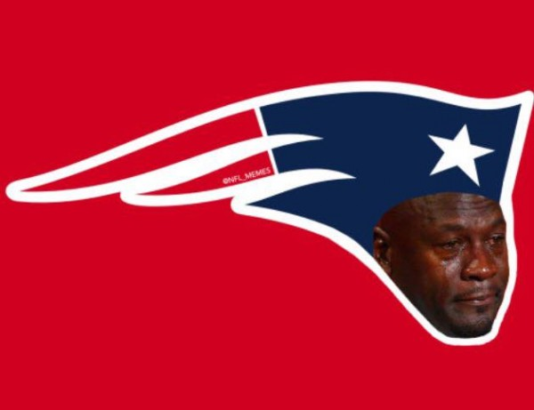 Sad Patriot