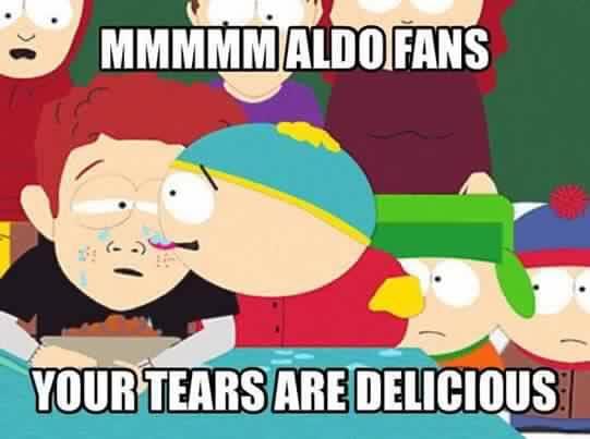 Salty Aldo Fans