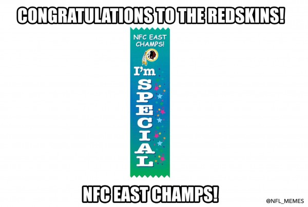 Special NFC East Champs