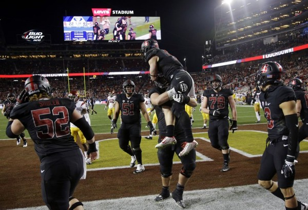 Stanford Pac-12 Champions