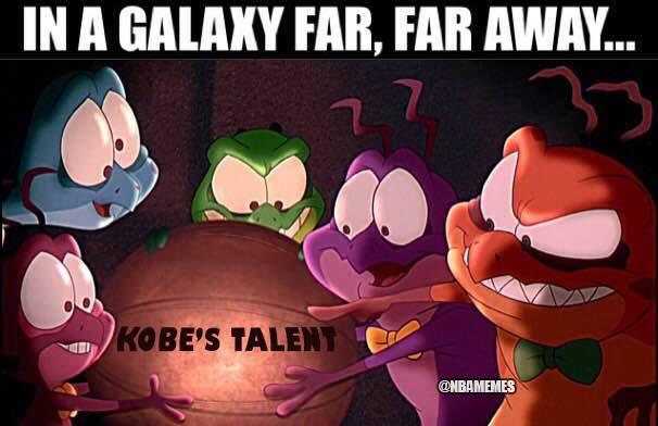Stealing Kobe's Talent
