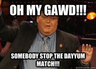 Stom the Dauyyum match