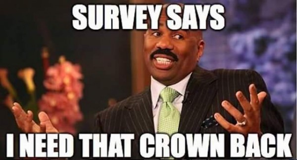 Survey Says