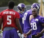 Teddy Bridgewater, Adrian Peterson