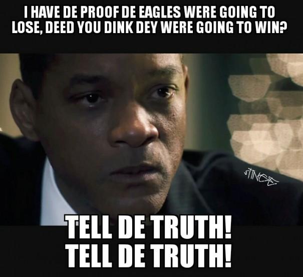 Tell de Truth