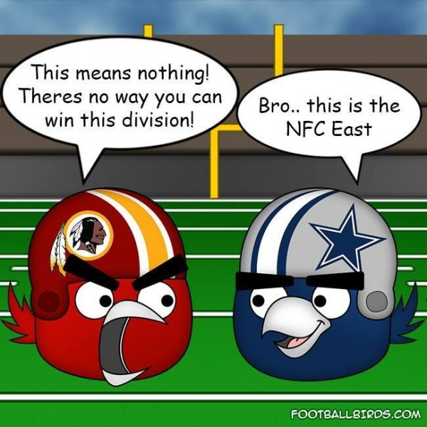 This is the NFC East