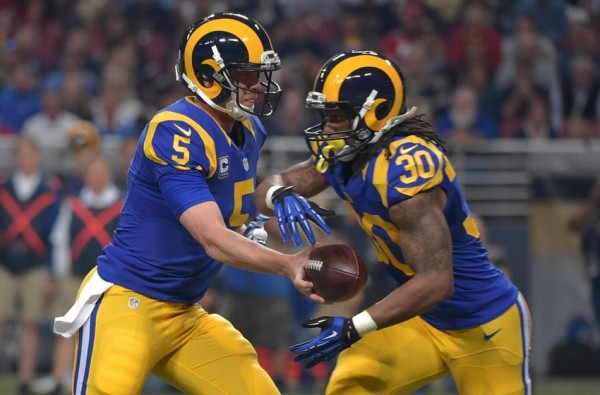 Todd Gurley, Nick Foles