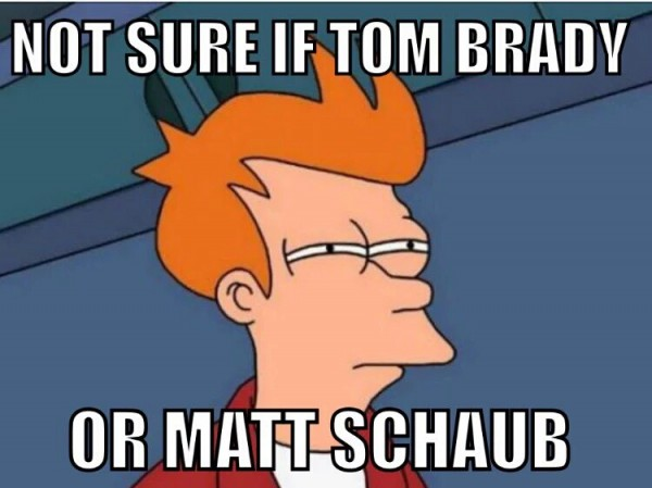 Tom Brady or Matt Schaub