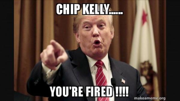 Trump firing Kelly