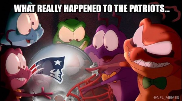 What happened to the Patriots