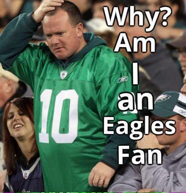 Why am I an Eagles fan