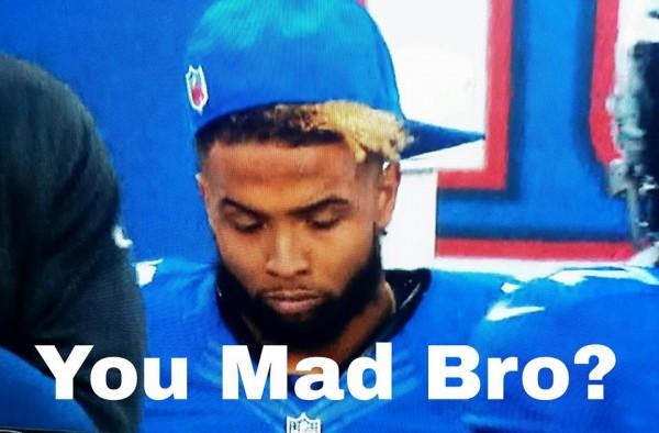 You mad bro 2