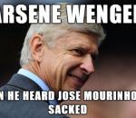 Arsene Wenger meme
