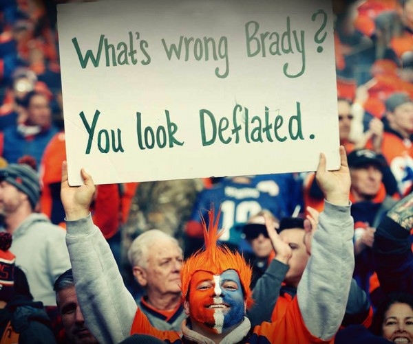Brady looks deflated